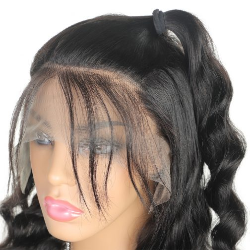 loose deep lace wig