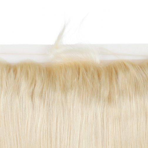 613# blonde lace frontal-straight & body wave frontal