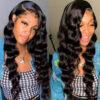 loose deep virgin hair lace wig