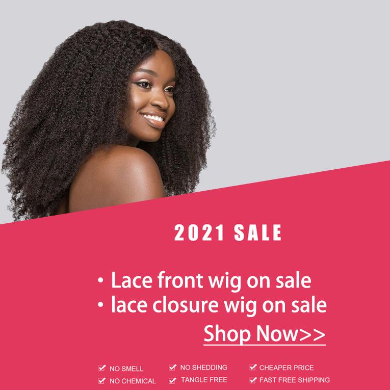 lace wigs promotion